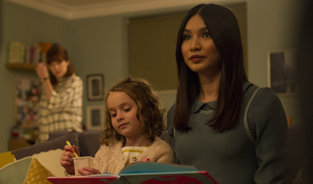 <em>The Guardian</em> Previews <em>Humans</em>; <em>Marie Claire</em> Talks to Gemma Chan
