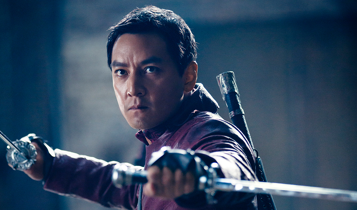 AMC Releases First-Look Photo From the New Drama Series <em>Into the Badlands</em>