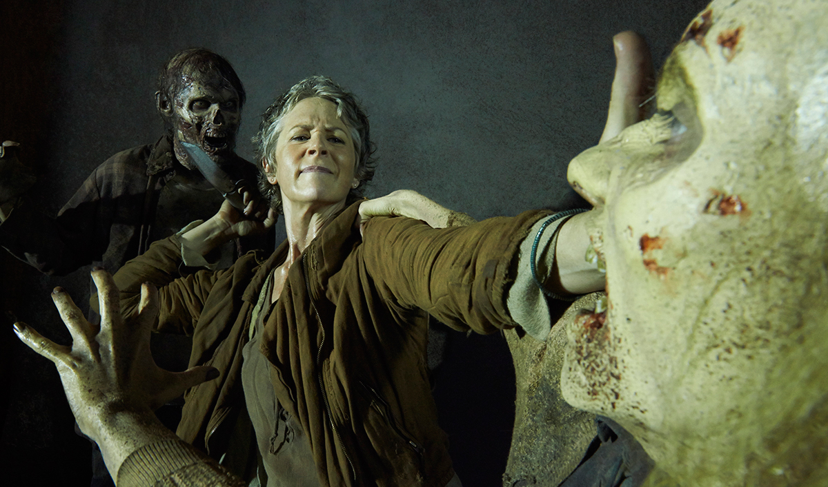 <em>Dead</em> Deaths Remembered; <em>Yahoo TV</em> Wants Melissa McBride Emmy Nod