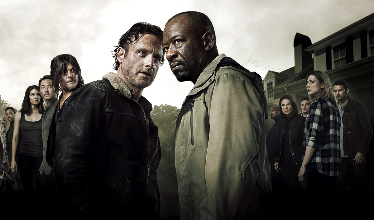 <em>The Walking Dead</em> 2015 Comic-Con Poster Revealed