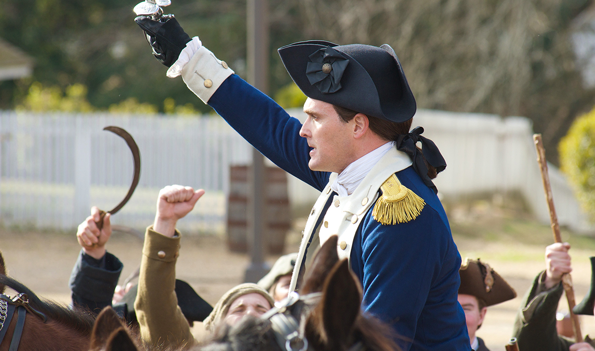 <em>Biography</em> on Real Culper  Spies; Owain Yeoman Joins Movie Cast