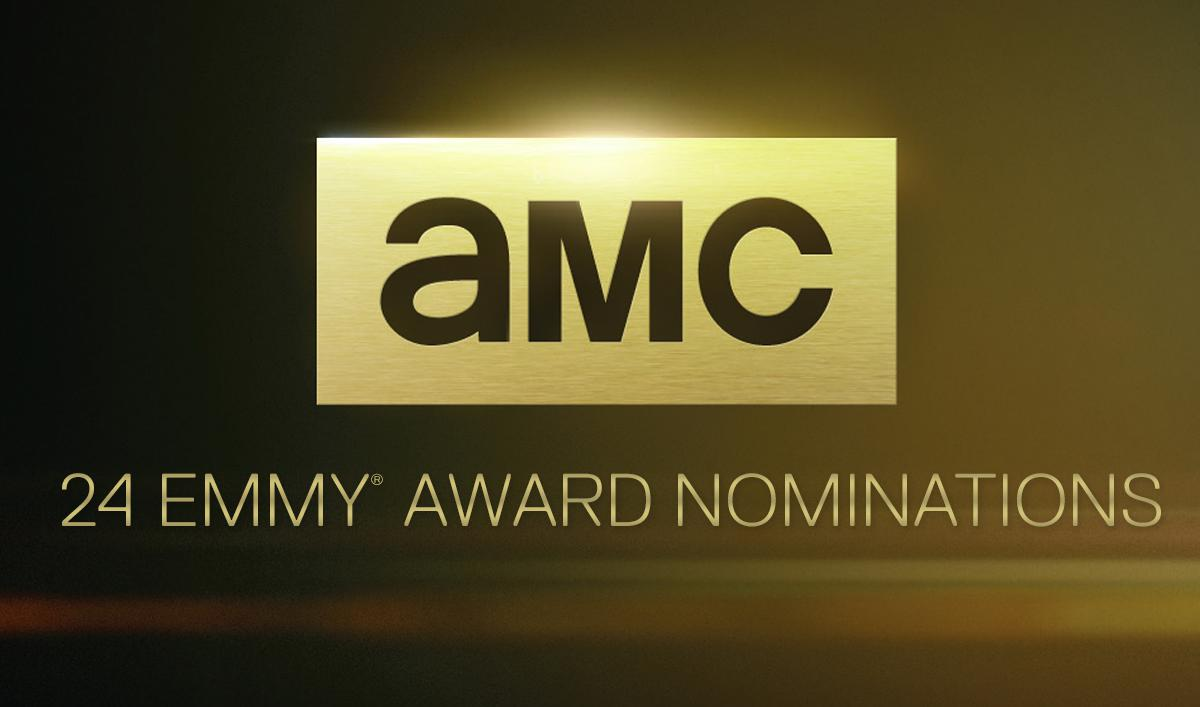 AMC Receives 24 Emmy Award Nominations