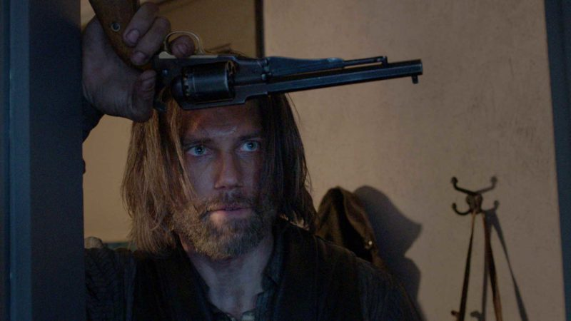 Talked About Scene: Episode 501: Hell on Wheels: Chinatown