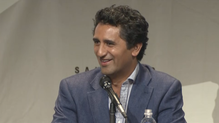 Cliff Curtis Really Wants to Meet Rick Grimes: Comic-Con Panel Highlights: Fear the Walking Dead: Season 1