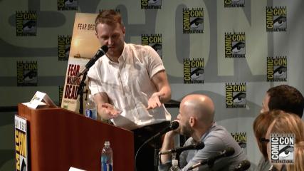 LA Landmarks: Comic-Con Panel Highlights: Fear the Walking Dead: Season 1