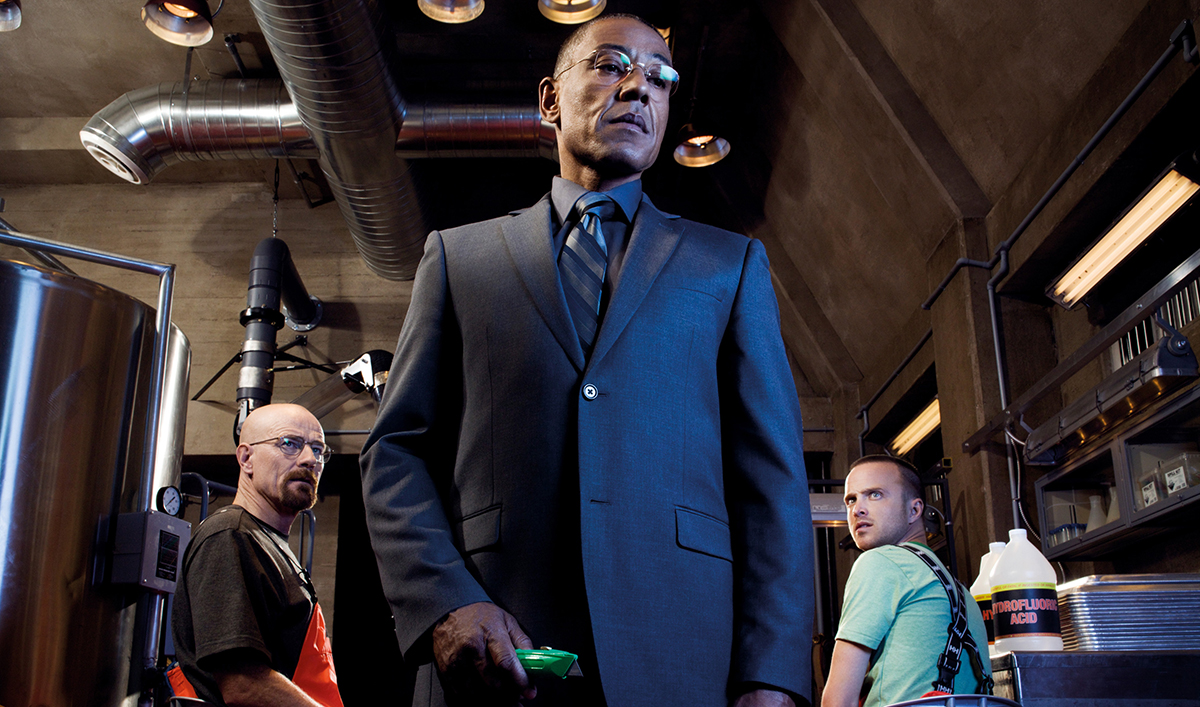 Bryan Cranston on <em>Saul</em>, Giancarlo Esposito Compares Film Role to Gus