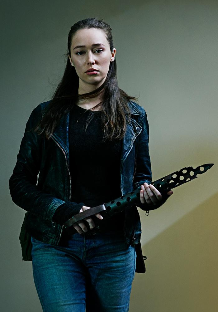 Fear the Walking Dead - Alicia Clark - AMC