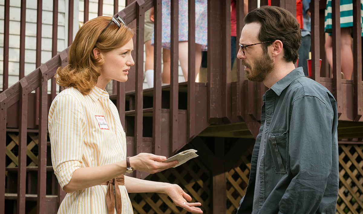 <em>Halt</em>&#8216;s Lee Pace Shares how he Unwinds; Kerry Bishé Talks Donna and Cameron