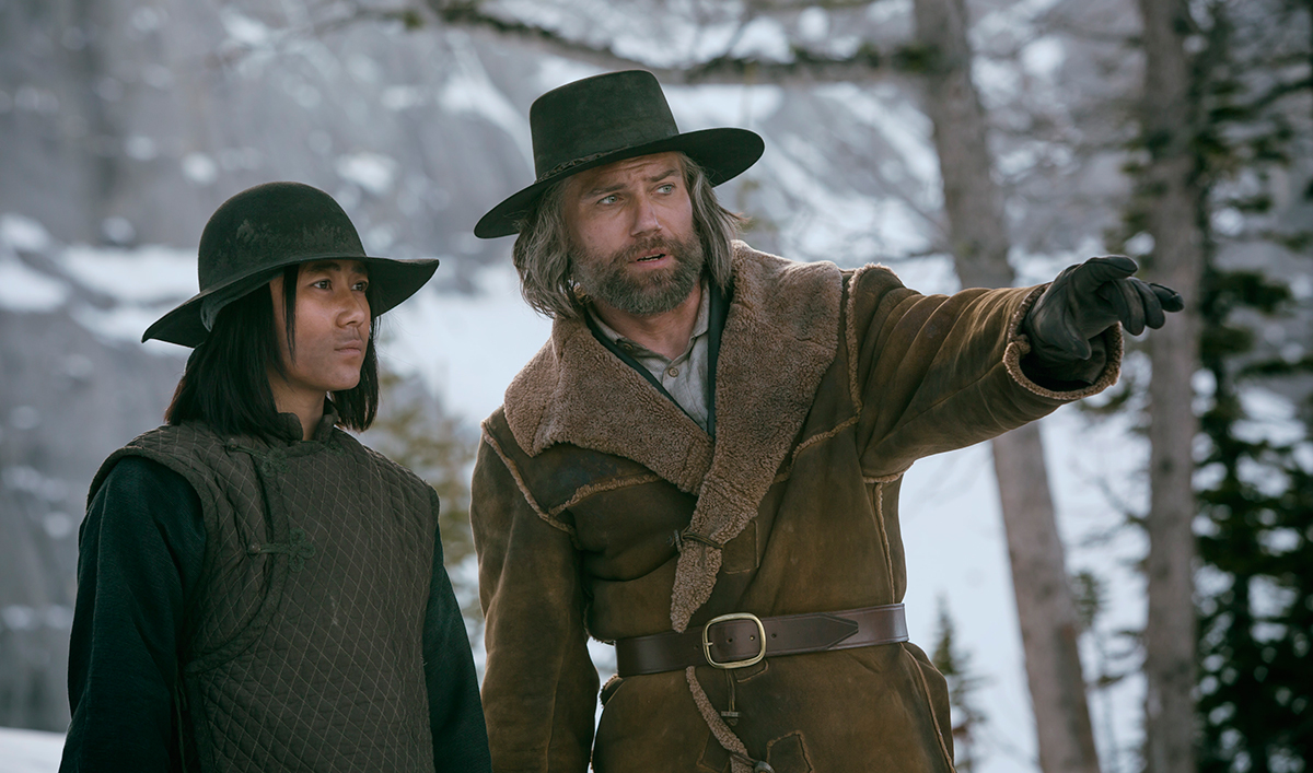 Fong's Secret Shocks Viewers; Anson Mount Offers <em>Hell</em> Set Trip for Charity