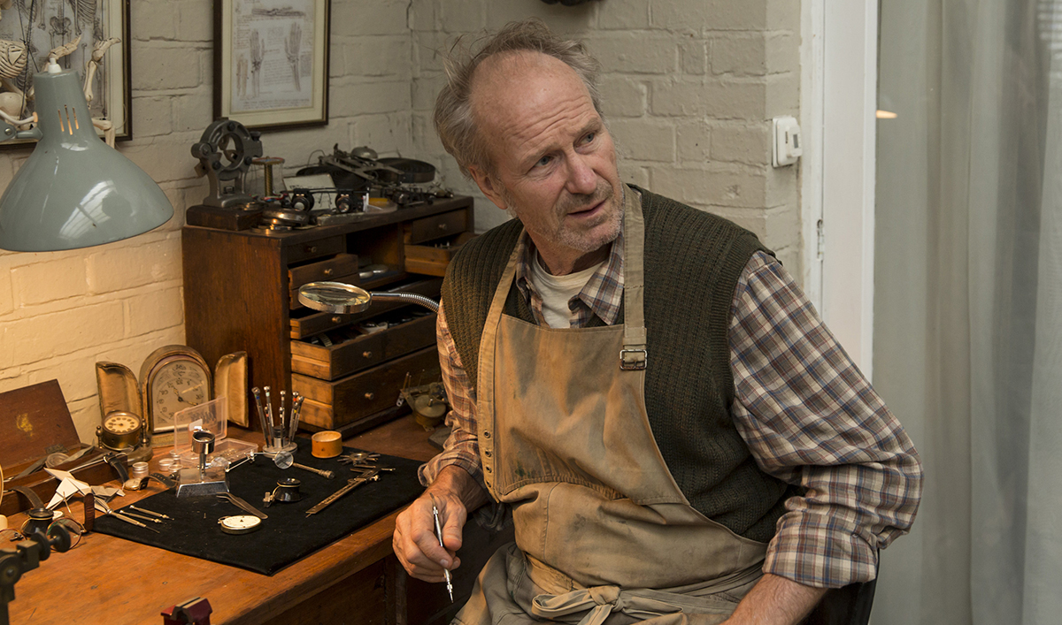 Q&A – William Hurt (George Millican)