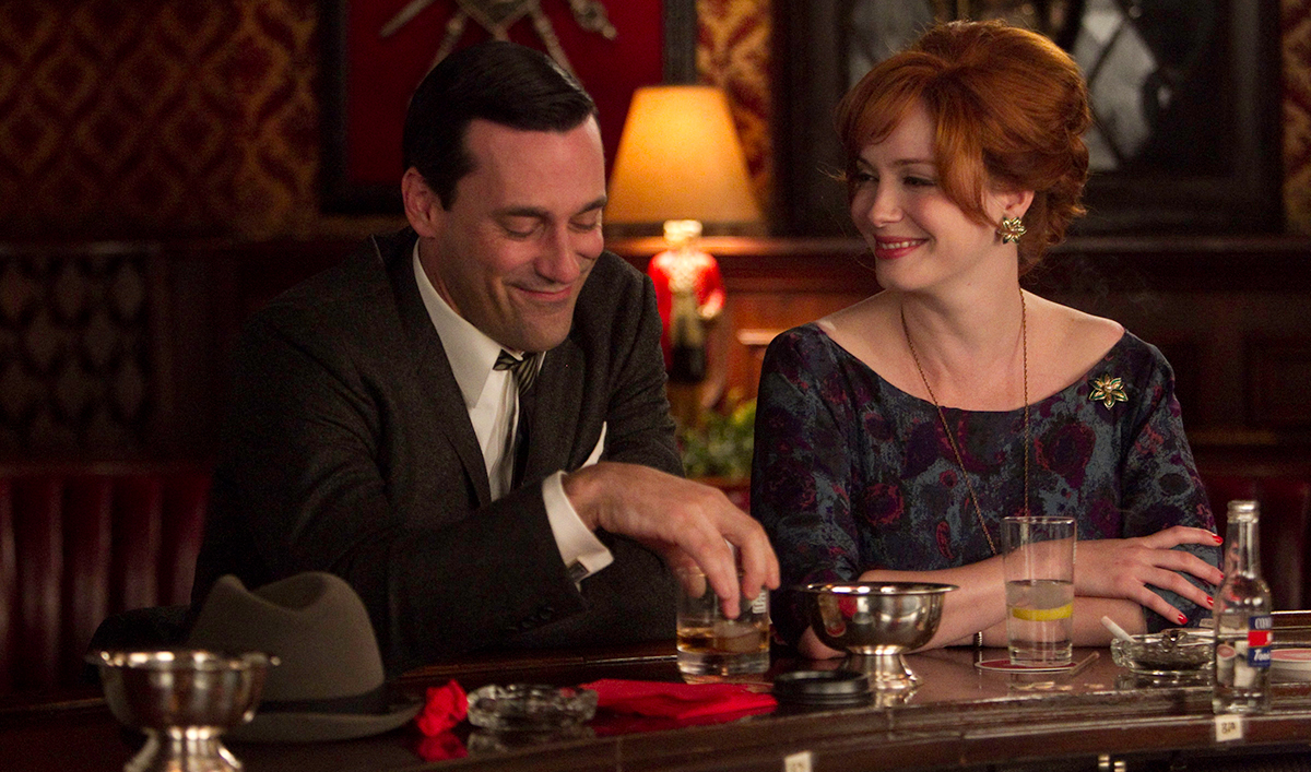 <em>Mad Men</em> Snags 11 Emmy Nominations; Christina Hendricks on Joan&#8217;s Ending
