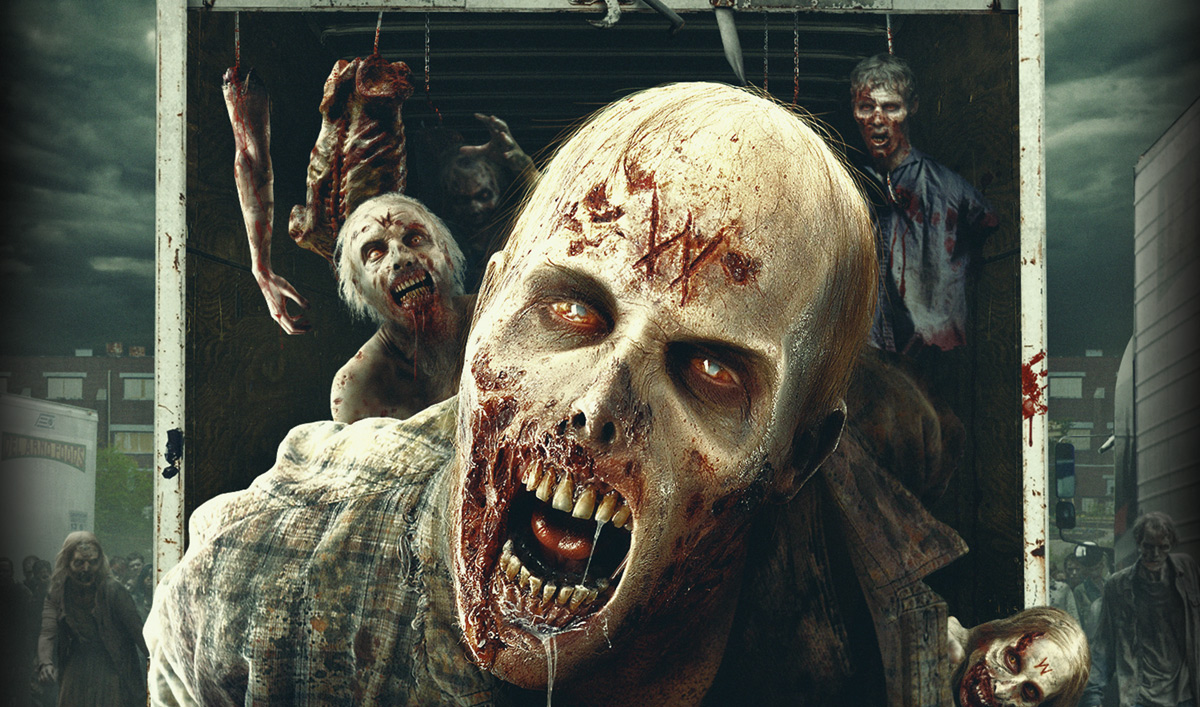 <em>The Walking Dead</em> Returns to Universal's Halloween Horror Nights