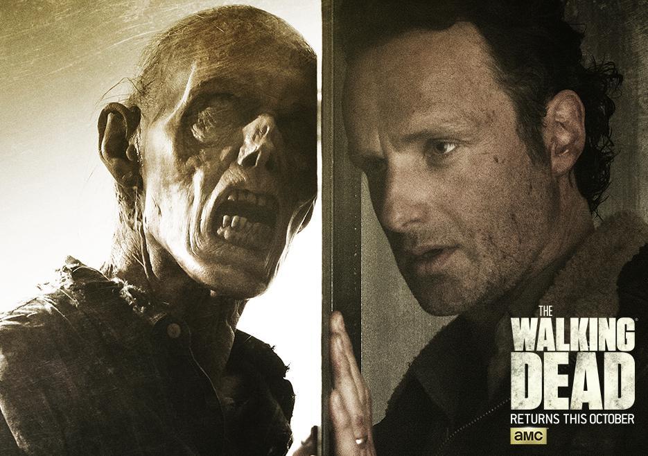 The Walking Dead The Walking Dead Season 6 Walkers Amc