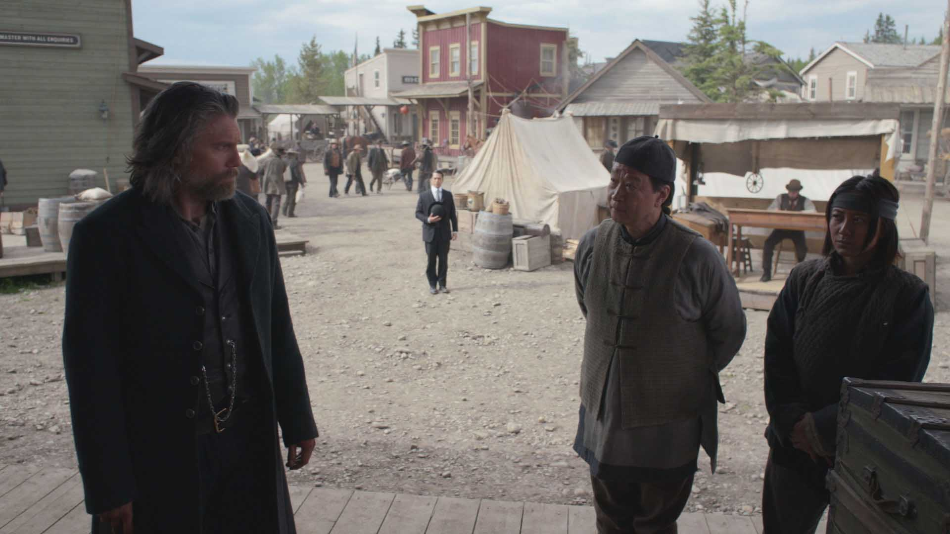 Video Extra Hell On Wheels Inside Episode 504 Hell On Wheels