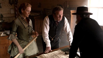 Talked About Scene: Episode 506: Hell on Wheels: Hungry Ghosts