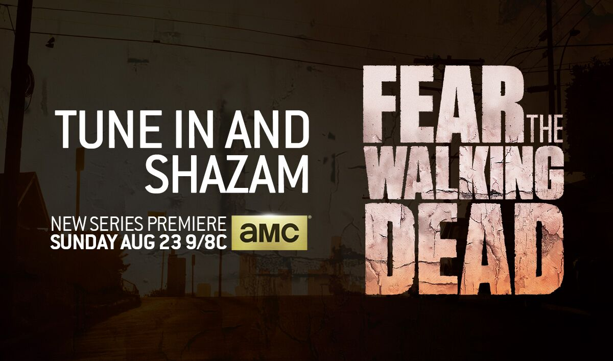 Unlock Exclusive Bonus Video During This Sunday&#8217;s Premiere of <em>Fear the Walking Dead</em>