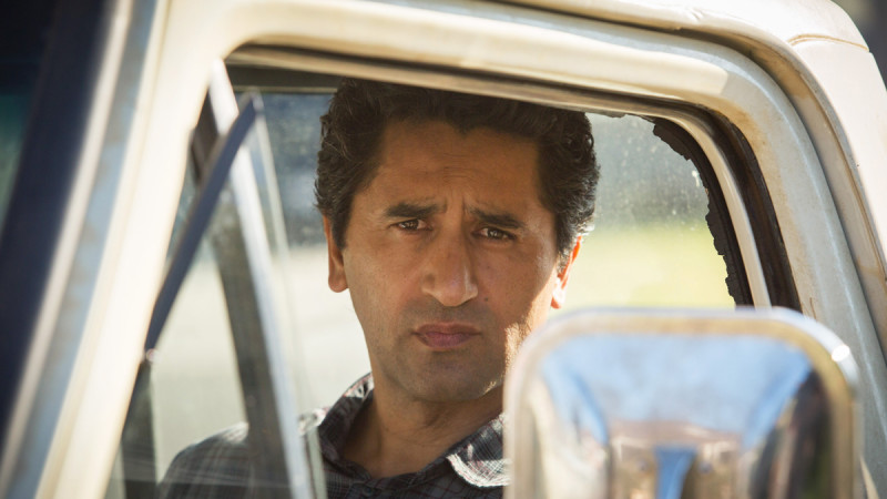 <em>Fear the Walking Dead</em> Q&A – Cliff Curtis (Travis Manawa)