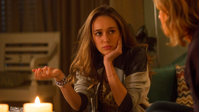 <em>Fear the Walking Dead</em> Q&#038;A – Alycia Debnam-Carey (Alicia Clark)