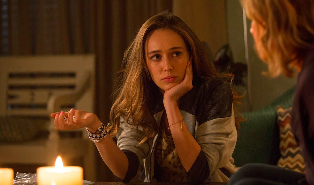 <em>Fear the Walking Dead</em> Q&A – Alycia Debnam-Carey (Alicia Clark)