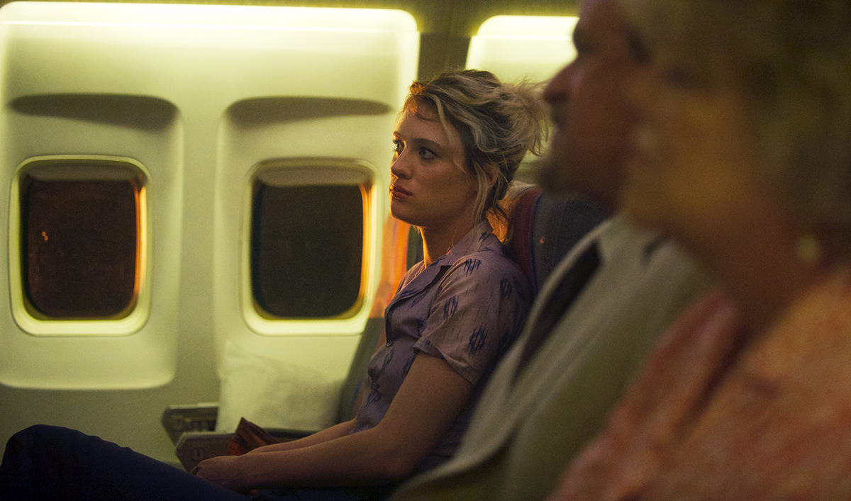 <em>Paste</em> Q&#038;A With Mackenzie Davis; <em>Atlantic</em> Applauds <em>Halt</em>