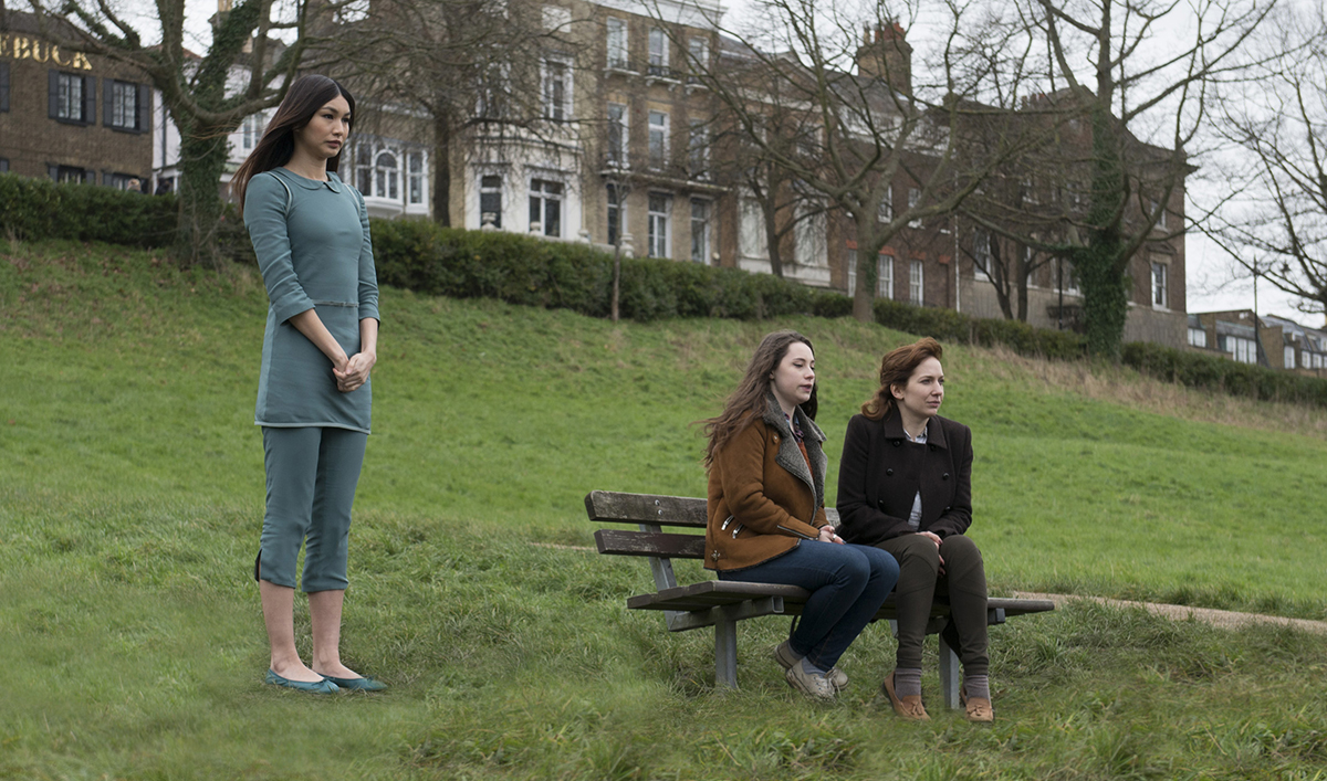 Gemma Chan on Synth Acting; <em>Guardian</em> Spotlights Katherine Parkinson