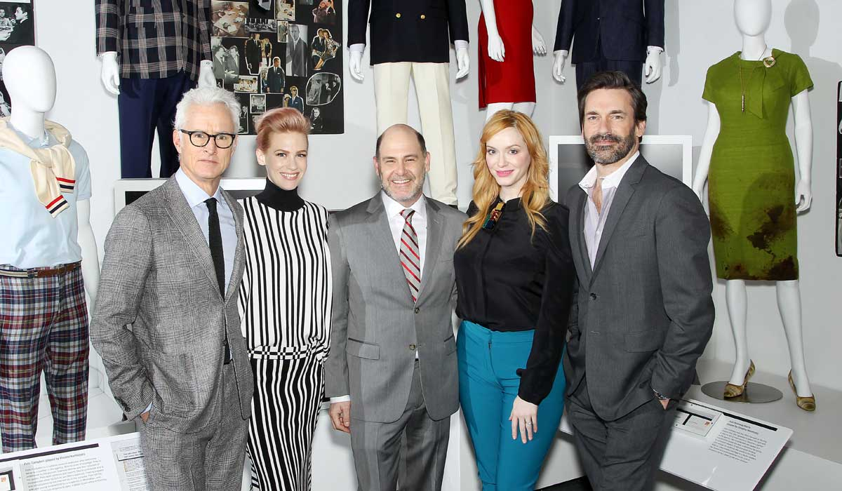 It's Your Final Chance to Experience <em>Mad Men</em> at the Museum of the Moving Image