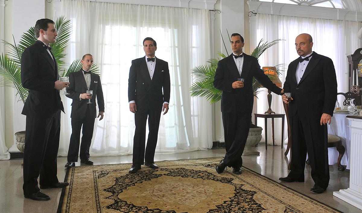 <em>Deadline</em>, <em>Variety</em> on <em>Mob</em> Renewal; <em>TheWrap</em> on Season 1 Finale
