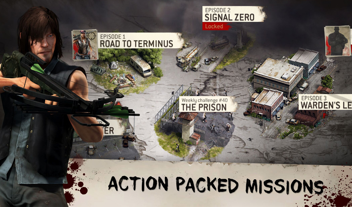 AMC and Next Games Reveal Trailer for <em>The Walking Dead: No Man's Land</em> Mobile Game