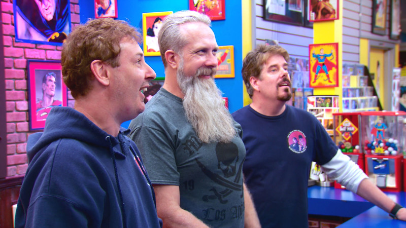 Sneak Peek: Episode 501: Comic Book Men: Wookiee Fever