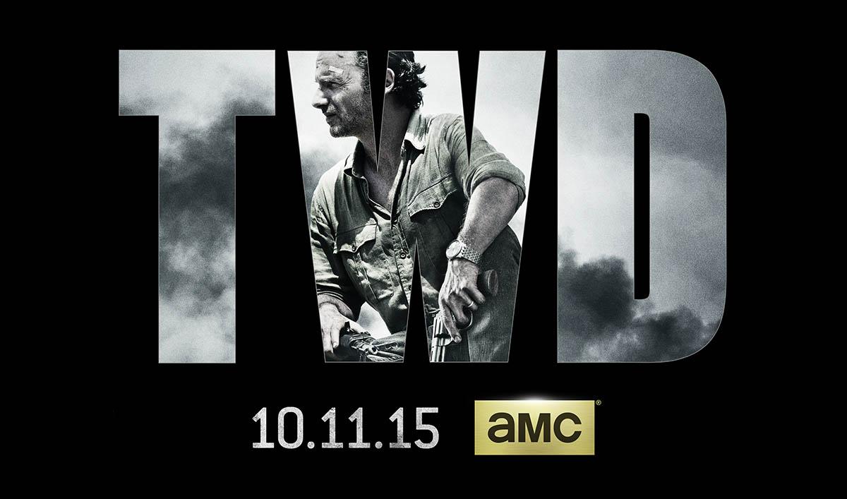 AMC Releases <em>The Walking Dead</em> Season 6 Key Art and Character Portrait
