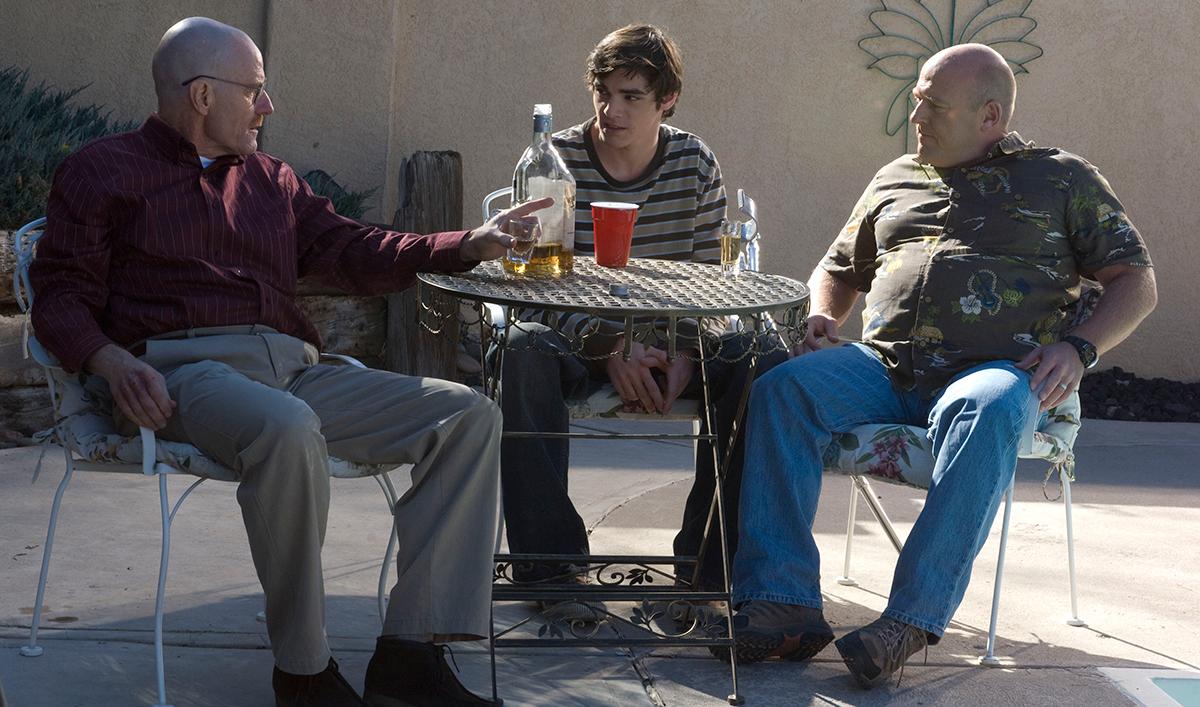 <em>GoldDerby</em> Sees Bryan Cranston Emmy; <em>NY Times</em> Talks <em>Equity</em> With Anna Gunn