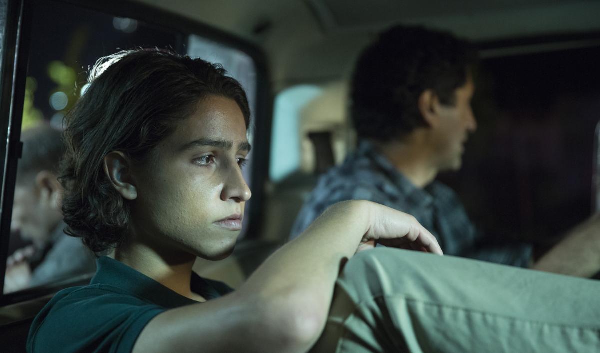Extras for <em>Fear the Walking Dead</em> Episode 3