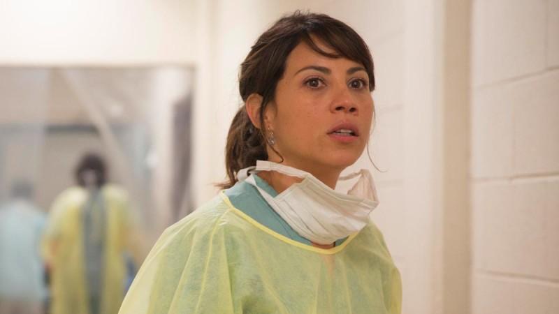<em>Fear the Walking Dead</em> Q&A – Elizabeth Rodriguez (Liza Ortiz)