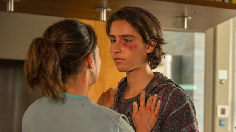 <em>Fear the Walking Dead</em> Q&A – Lorenzo James Henrie (Christopher Manawa)