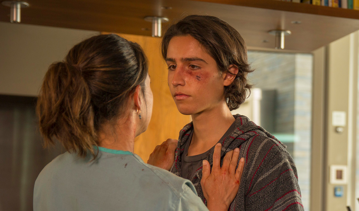 <em>Fear the Walking Dead</em> Q&#038;A – Lorenzo James Henrie (Christopher Manawa)