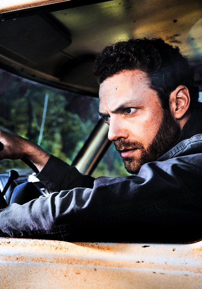 The Walking Dead Aaron Amc