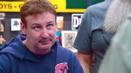 The Stash Gets a Visitor: Talked About Scene: Episode 502: Comic Book Men: Holy Zap Copter!