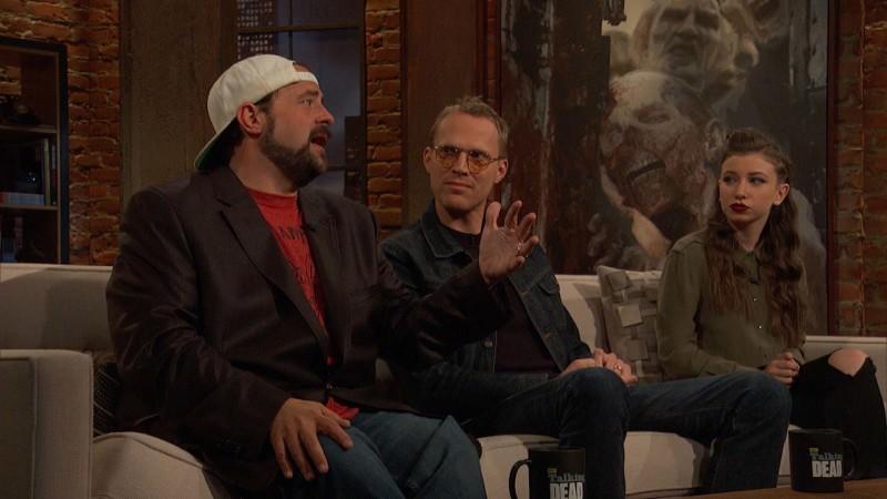 Bonus Scene: Talking Dead: Episode 602