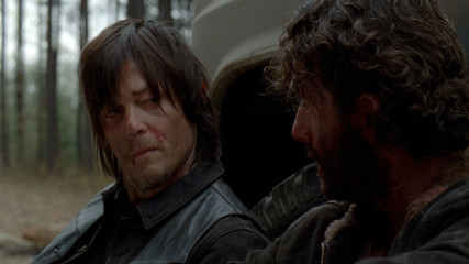 Then and Now: Norman Reedus on Daryl