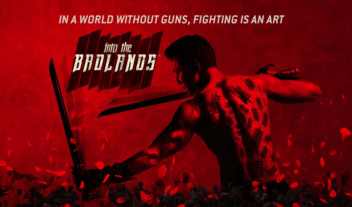 New Poster Revealed for <em>Into the Badlands</em>