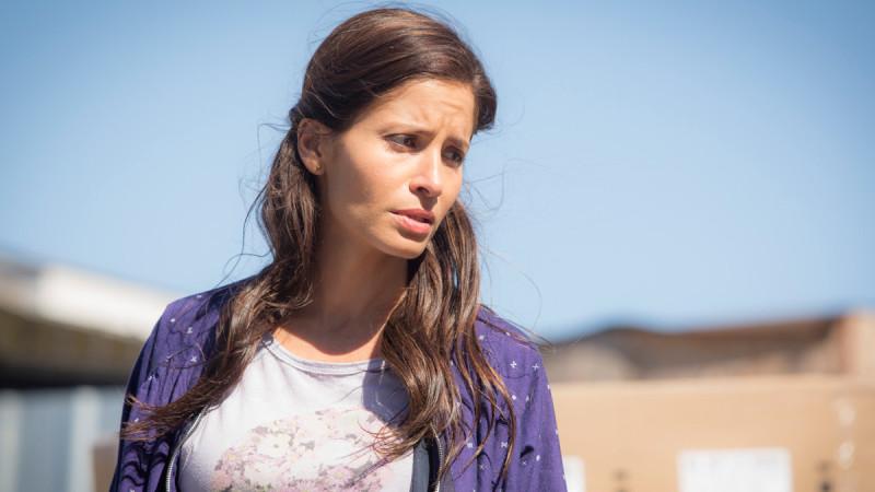 <em>Fear the Walking Dead</em> Q&A – Mercedes Mason (Ofelia Salazar)