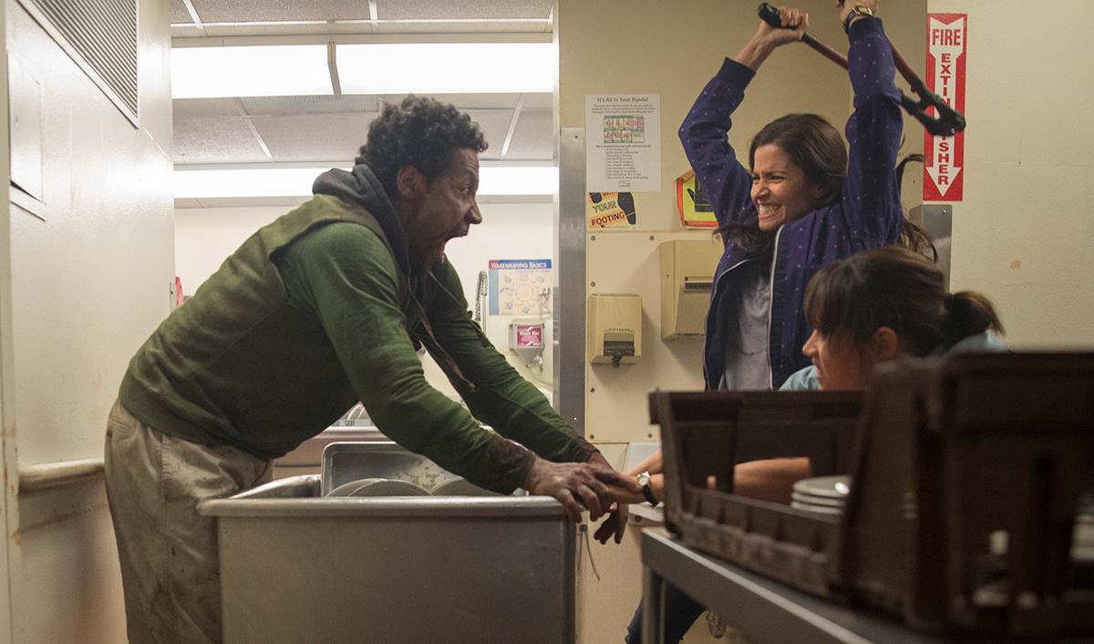 Dave Erickson, Gale Anne Hurd Talk Season 1 Finale, Preview Season 2