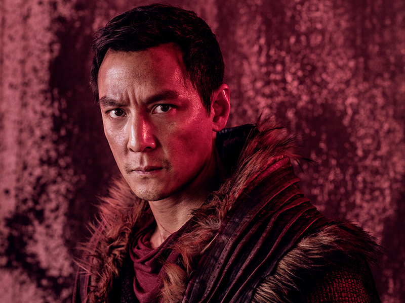 Into the Badlands - Cast - AMC