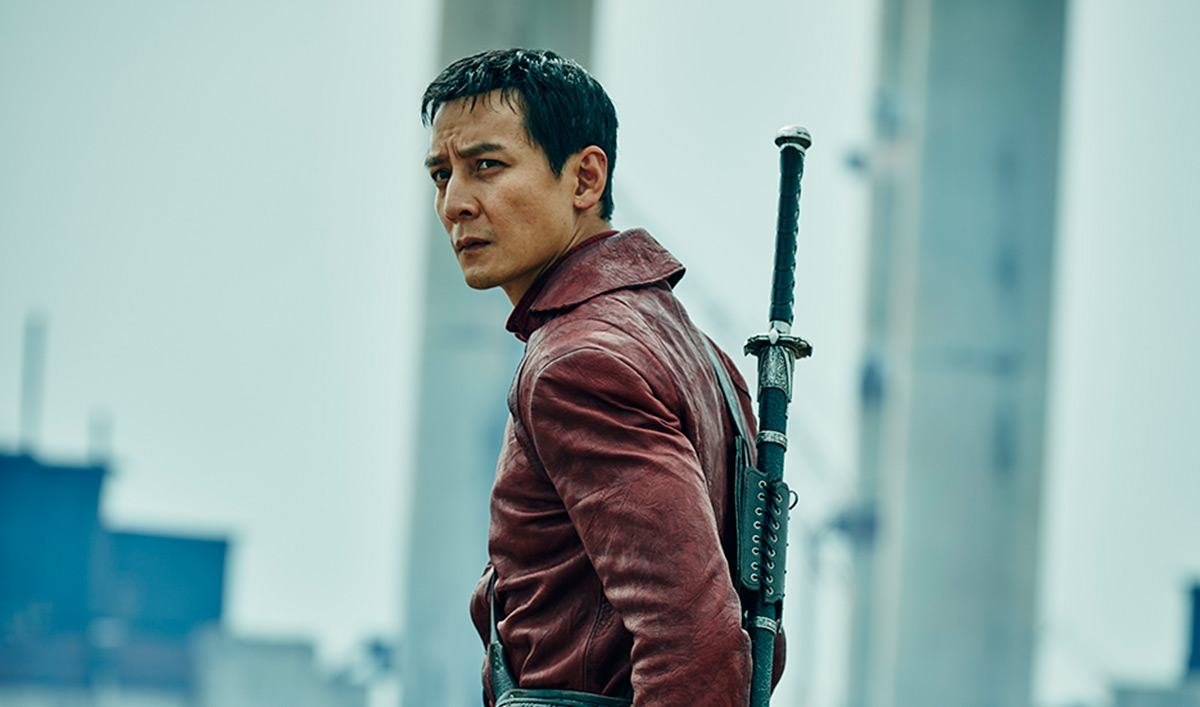 Photos – Get a Sneak Peek at the World of <em>Into the Badlands</em> With New First Look Photos