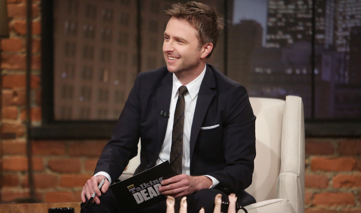 Interact With Chris Hardwick and Guests During <em>Talking Dead</em>