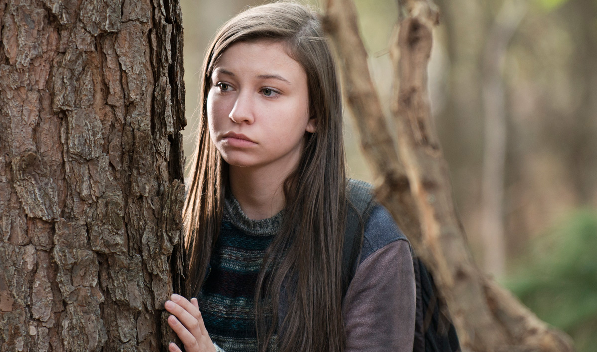 <em>Talking Dead</em> Airs This Sunday 10/9c With Katelyn Nacon (Enid), Kevin Smith and Paul Bettany