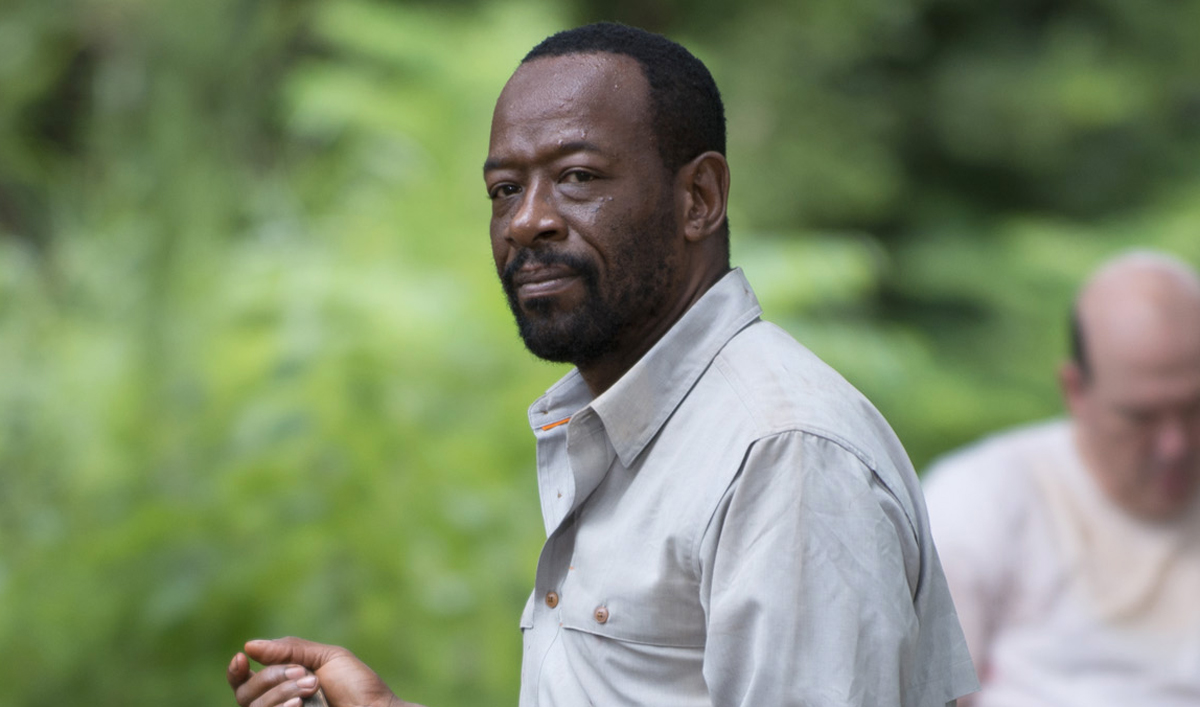 <em>The Walking Dead</em> Q&#038;A – Lennie James (Morgan Jones)