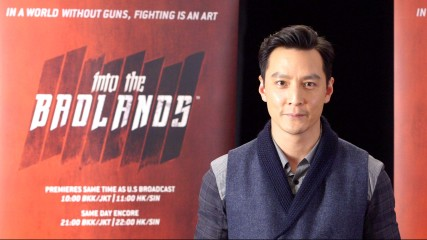 Greeting from Daniel Wu: Into the Badlands