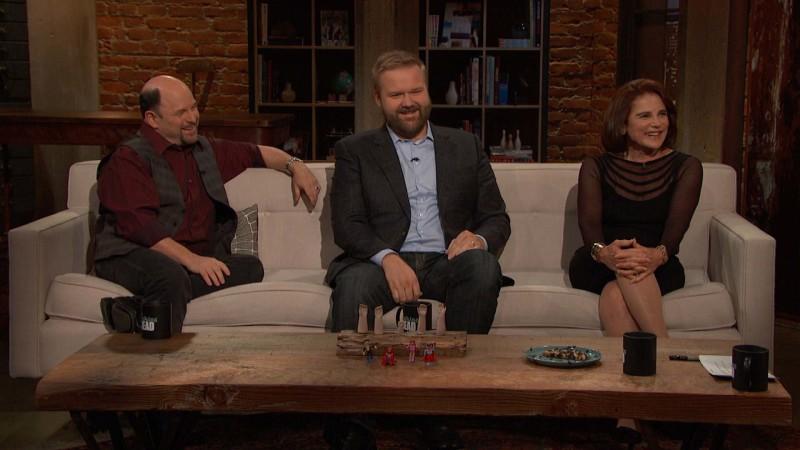 Highlights: Episode 608: Talking Dead: Robert Kirkman on Sam