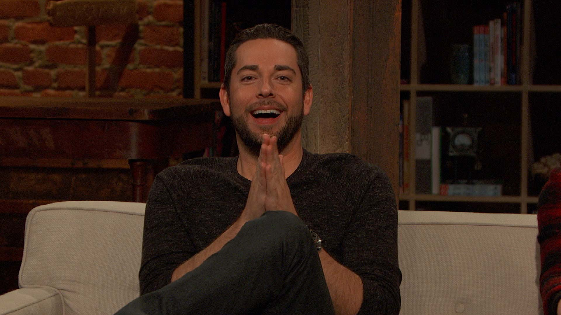 Zachary Levi Predicts What's Next: Episode 605: Talking Dead